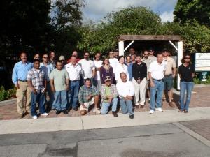 2012 Master Landscape Management program